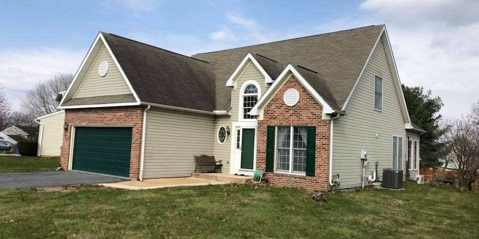 Residential home in Lehigh Valley PA.